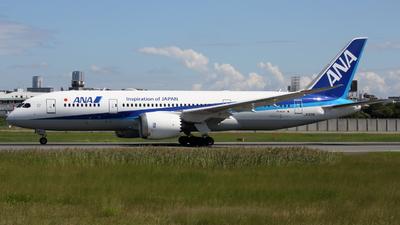 JA831A - Boeing 787-8 Dreamliner - All Nippon Airways (Air Japan)