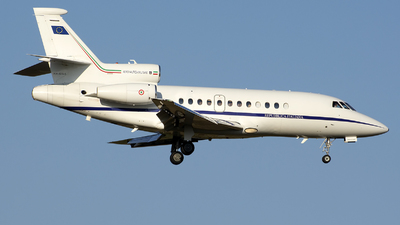 A picture of MM62245 - Dassault Falcon 900EX -  - © András Soós