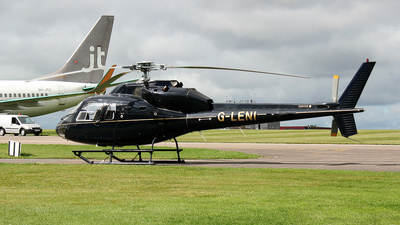 G-LENI - Aérospatiale AS 355F1 Ecureuil 2 - Private