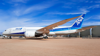 A picture of N787EX - Boeing 7878 Dreamliner - [40691] - © Z_pics