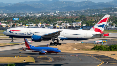 A picture of GYMMC - Boeing 777236(ER) - British Airways - © Carlos Nieves