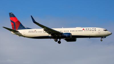 A picture of N830DN - Boeing 737932(ER) - Delta Air Lines - © Giovanni Segarra Ortiz