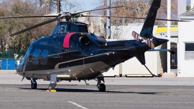 N109EX - Agusta A109S Grand - Private