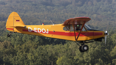 D-EDOJ - Piper PA-18-150 Super Cub - Private