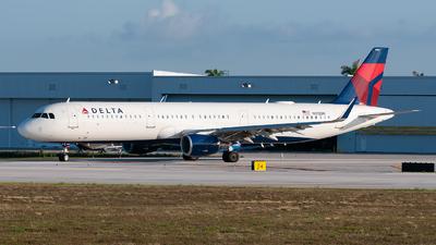 N312DN - Airbus A321-211 - Delta Air Lines
