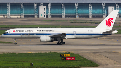 A picture of B2855 - Boeing 7572Z0(PCF) - Air China Cargo - © Levine