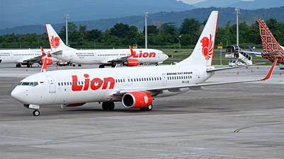 PK-LSL - Boeing 737-9GPER - Lion Air