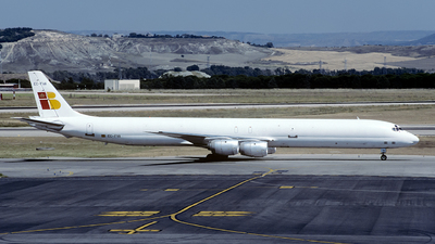 EC-FVA - Douglas DC-8-71(F) - Iberia