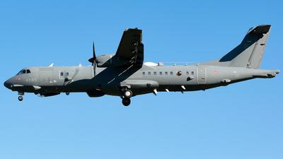 MM62279 - ATR 72-212A(600MP) - Italy - Air Force