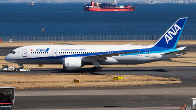 JA840A - Boeing 787-8 Dreamliner - All Nippon Airways (Air Japan)