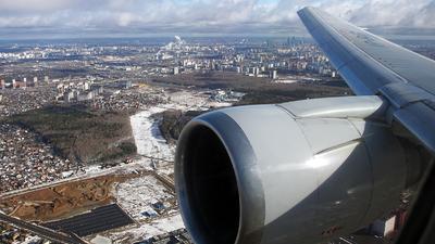 VP-BAG - Boeing 767-224(ER) - UTair Aviation