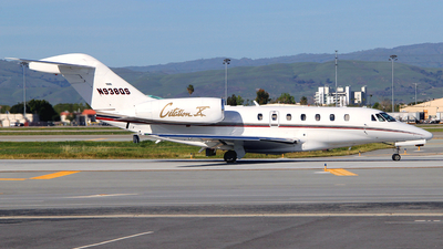 N938QS - Cessna 750 Citation X - NetJets Aviation