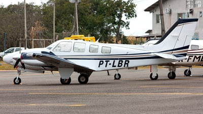 PT-LBR - Beechcraft Baron G58 - Private