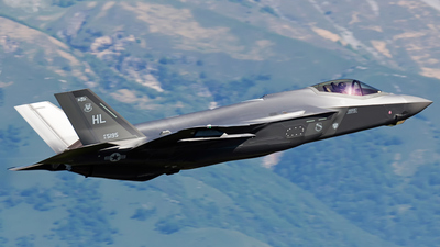 15-5195 - Lockheed Martin F-35A Lightning II - United States - US Air Force (USAF)