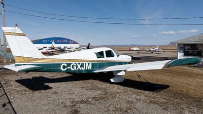 A picture of CGXJM - Piper PA28235 - [2810822] - © Mike MacKinnon