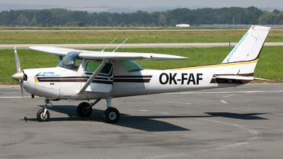 A picture of OKFAF - Cessna 152 - [15285817] - © Radim Koblížka