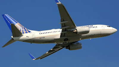 N17730 - Boeing 737-724 - Continental Airlines