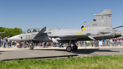 39 - Saab JAS-39C Gripen - Hungary - Air Force