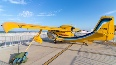 C-GIDE - Republic RC-3 Seabee - Pacific Eagle Aviation