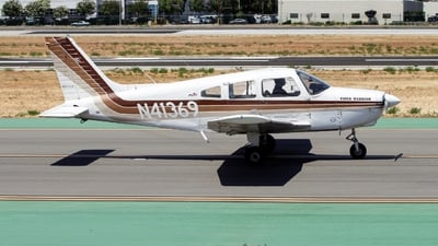 N41369 - Piper PA-28-151 Warrior  - Private