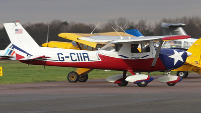 G-CIIR - Reims-Cessna FRA150L Aerobat - Private