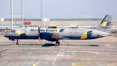SE-LGZ - British Aerospace ATP-F(LFD) - West Air Europe