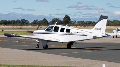 A picture of VHBQA - Beech A36 Bonanza - [E1383] - © Tai Morton