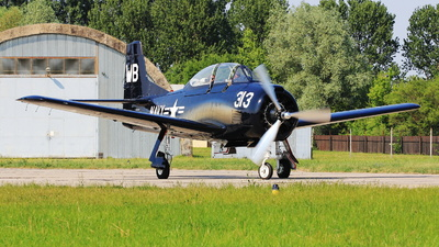 N313WB - North American T-28B Trojan - Private
