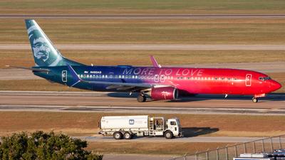 N493AS - Boeing 737-990ER - Alaska Airlines