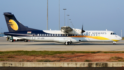 VT-JCS - ATR 72-212A(500) - Jet Airways