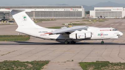 EW-550TH - Ilyushin IL-76TD-90 - RubyStar