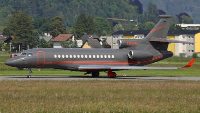 LX-LXL - Dassault Falcon 8X - Global Jet Luxembourg
