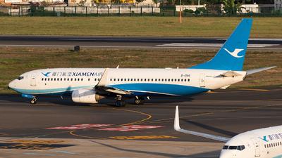 B-1580 - Boeing 737-85C - Xiamen Airlines