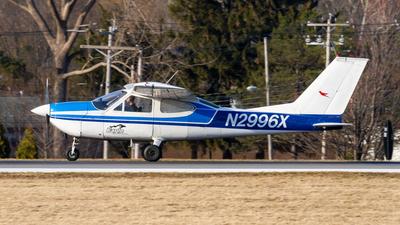 A picture of N2996X - Cessna 177 Cardinal - [17700396] - © Elliott F Martin