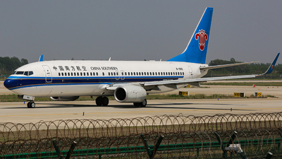 B-1582 - Boeing 737-81B - China Southern Airlines