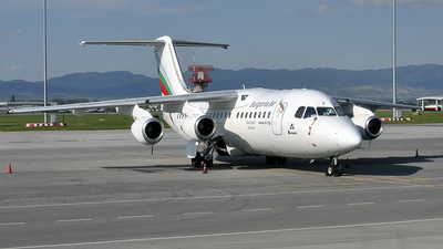 LZ-HBZ - British Aerospace BAe 146-200 - Bulgaria Air
