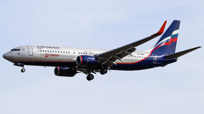 A picture of VQBWD - Boeing 7378LJ - Aeroflot - © Vitaly Revyakin