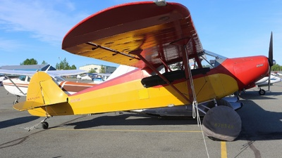 N3914M - Piper PA-12 Super Cruiser - Private