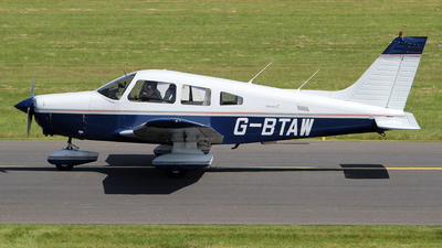 A picture of GBTAW - Piper PA28161 - [288616031] - © Ian Howat