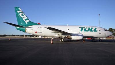 ZK-FXT - Boeing 737-3B7(SF) - Airwork New Zealand