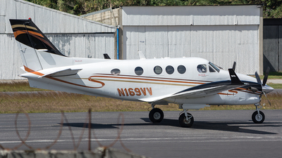 N169VV - Beechcraft C90GTi King Air - Private