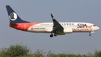 B-1931 - Boeing 737-85N - Shandong Airlines