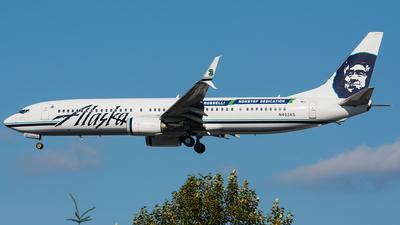 N453AS - Boeing 737-990ER - Alaska Airlines