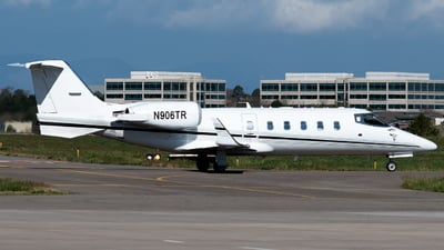N906TR - Bombardier Learjet 60 - Private