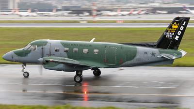 A picture of FAB2291 - Embraer C95AM Bandeirante -  - © Felipe Oliveira - oliver_spotting