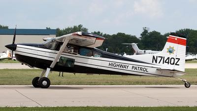 A picture of N714QZ - Cessna A185F Skywagon - [18504412] - © Jeremy D. Dando
