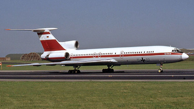 11-01 - Tupolev Tu-154M - Germany - Air Force