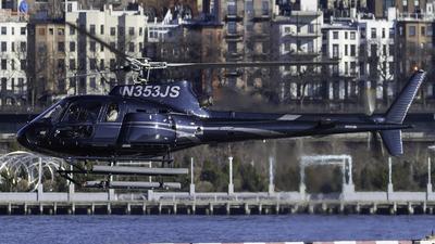 N353JS - Eurocopter AS 350B2 Ecureuil - Cedar Heights Aircraft