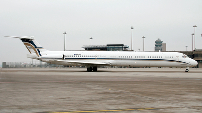 SX-IFA - McDonnell Douglas MD-83 - GainJet Aviation