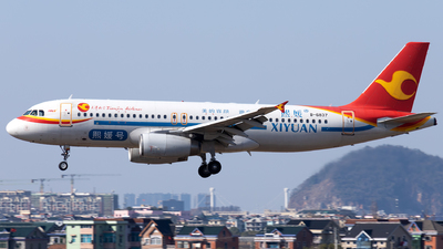 B-6837 - Airbus A320-232 - Tianjin Airlines